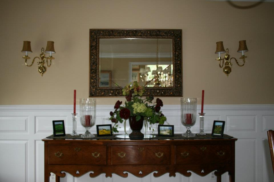 Dining Room Display